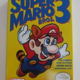 Super Mario Bros. 3, Nintendo, 1990