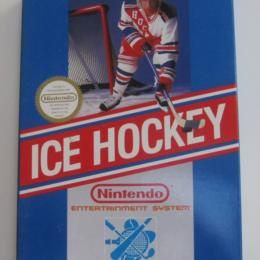 Ice Hockey, Nintendo, 1988