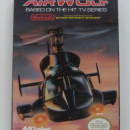 Airwolf, Acclaim, 1989
