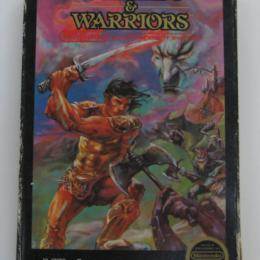 Wizards and Warriors, Acclaim, 1987