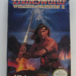 Wizards and Warriors II: Ironsword, Acclaim, 1989