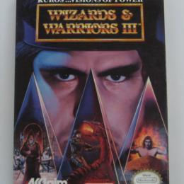 Wizards and Warriors III, Acclaim, 1992