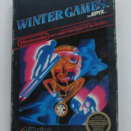Winter Games, Acclaim, 1987