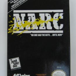 NARC, Acclaim, 1990
