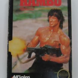 Rambo, Acclaim, 1988