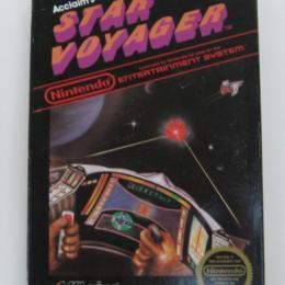 Star Voyager, Acclaim, 1987