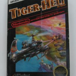 Tiger Heli, Acclaim, 1987