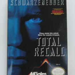 Total Recall, Acclaim, 1990