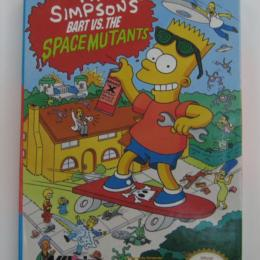 Simpsons: Bart vs. The Space Mutants, Acclaim, 1991