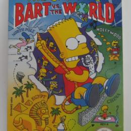 Simpsons: Bart vs. The World, Acclaim, 1991