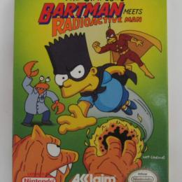 Simpsons: Bartman Meets Radioactive Man, Acclaim, 1992