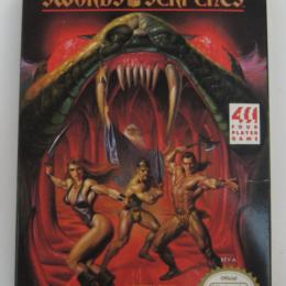 Swords & Serpents, Acclaim, 1990
