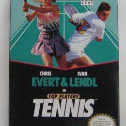 Evert and Lendl Top Players' Tennis, Asmik, 1990