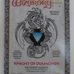 Wizardry 2: Knight of Diamonds, Ascii, 1992
