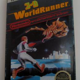 3-D World Runner, Acclaim, 1987