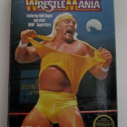 WWF Wrestlemania, Acclaim, 1989