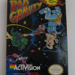 Adventures of Rad Gravity, Activision, 1990
