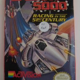Galaxy 5000, Activision, 1991