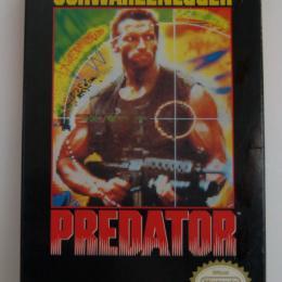Predator, Activision, 1989