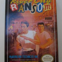 River City Ransom, American Technos, 1990