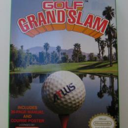 Golf Grand Slam, Atlus, 1991