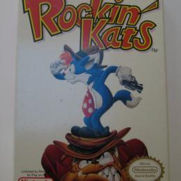Rockin' Kats, Atlus, 1991