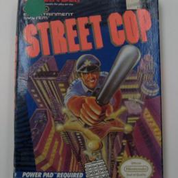 Street Cop, Bandai, 1989
