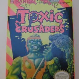 Toxic Crusaders, Bandai, 1992