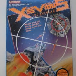 Xevious, Bandai, 1988