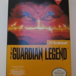 Guardian Legend, Broderbund, 1989