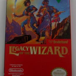 Legacy of the Wizard, Broderbund, 1989
