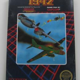 1942, Capcom, 1986