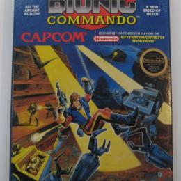 Bionic Commando, Capcom, 1988