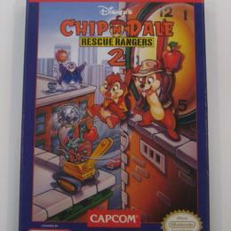 Chip N' Dale Rescue Rangers 2, Capcom, 1994
