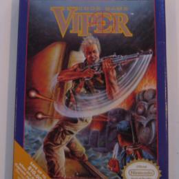 Codename: Viper, Capcom, 1990