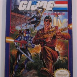 G.I. Joe: Atlantis Factor, Capcom, 1992