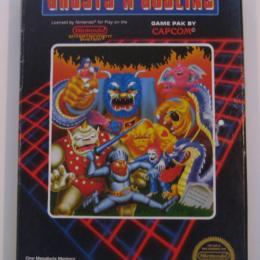 Ghosts 'N Goblins, Capcom, 1986