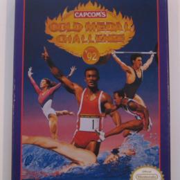 Gold Medal Challenge, Capcom, 1992