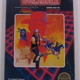 Gunsmoke, Capcom, 1988