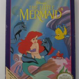 Little Mermaid, Capcom, 1991