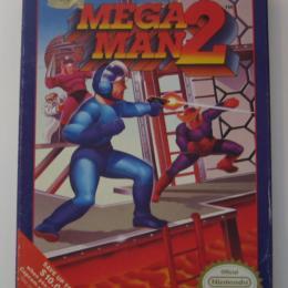Mega Man 2, Capcom, 1989