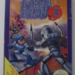 Mega Man 3, Capcom, 1990