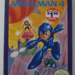 Mega Man 4, Capcom, 1992