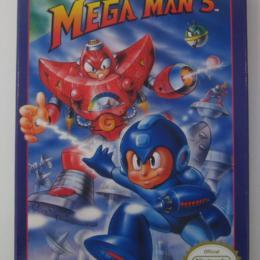Mega Man 5, Capcom, 1992