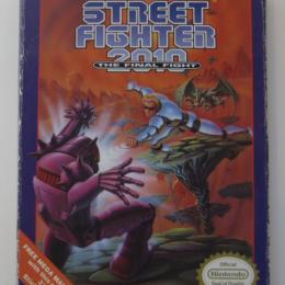 Street Fighter 2010, Capcom, 1990