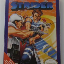 Strider, Capcom, 1989