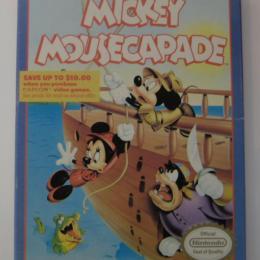 Mickey Mousecapade, Capcom, 1987
