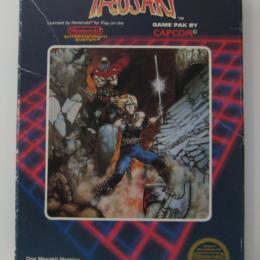 Trojan, Capcom, 1987