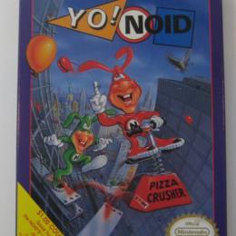 Yo! Noid, Capcom, 1990
