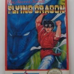 Flying Dragon: Secret Scroll, Culture Brain, 1989